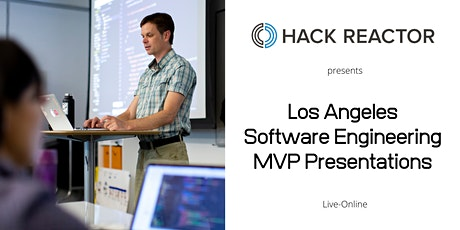 Los Angeles Software Engineering MVP Presentations tickets