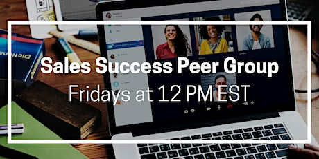 Sales Success Peer Group tickets