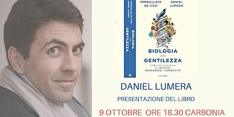 """Presentazione del libro """"BIOLOGIA DELLA GENTILEZZA"""" biglietti"""