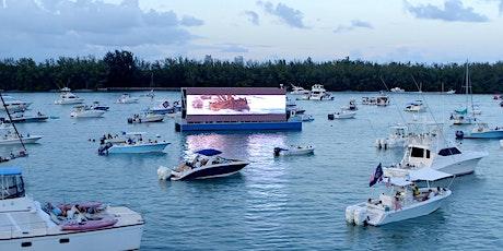 Ballyhoo Media Presents: Boat-in Movies - Moana tickets