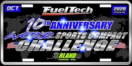 FuelTech's World Sports Compact Challenge X tickets