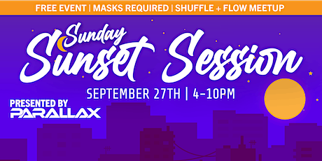 Sunday Sunset Session [House, Techno, Trance, Dubstep] tickets