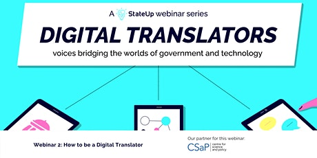 How to be a Digital Translator tickets