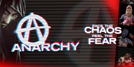 Darktober at M&D's Presents: Anarchy... Face the chaos, feel the FEAR!!! tickets