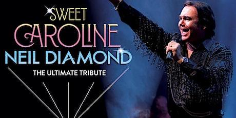 Neil Diamond Cabaret Show tickets