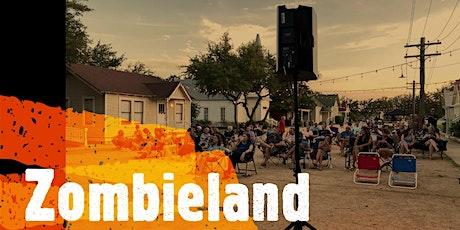 Outdoor Movie Night : Zombieland (outdoor film screening) tickets