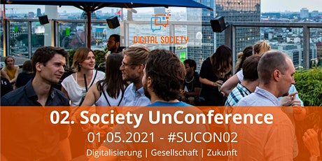 02. Society UnConference | SUCON02 tickets