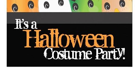 Halloween Party! Saturday, October 24th @ 6:00pm tickets