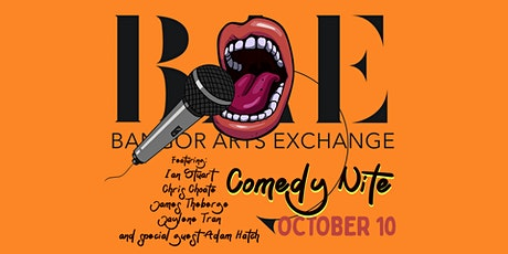 Comedy Nite at the Bangor Arts Exchange tickets