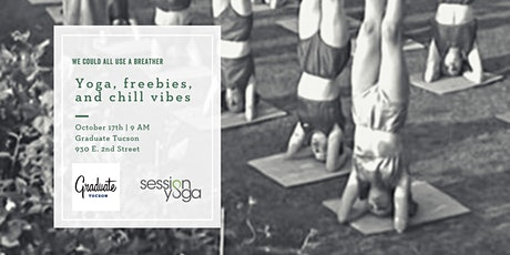 Morning Vinyasa Flow with Session Yoga tickets