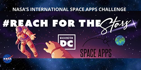 NASA Space Apps Challenge tickets