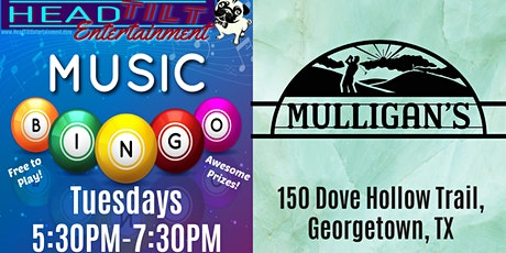 Music Bingo at Mulligan's Restaurant tickets