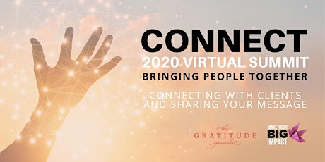 CONNECT Virtual Summit #8 tickets