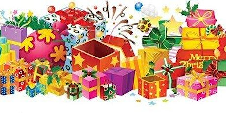 McChord Field Exchange Gift Wrapping '20 tickets