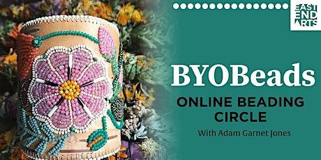 BYOBeads Online tickets