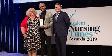 Student Nursing Times Awards 2020 - virtual ceremony tickets