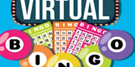 Virtual Bingo tickets