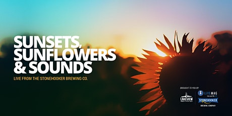 Sunsets, Sunflowers & Sounds tickets