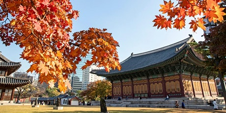 Korea Week 2020: Discover DeokSuGung LIVE tickets