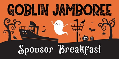 Goblin Jamboree Family Fundraiser 2020- Sponsor Breakfast tickets
