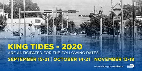 King Tides & Sea Level Rise 101 tickets