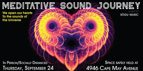 Outdoor Sound Journey in Ocean Beach tickets