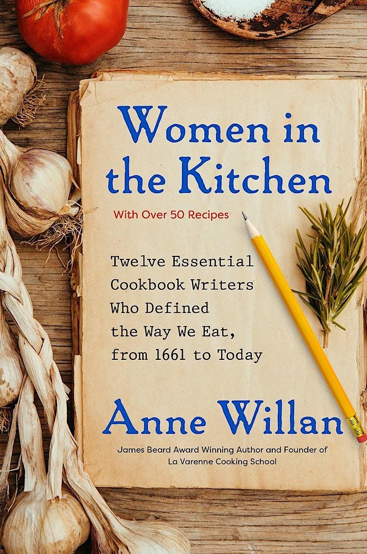 Anne Willan -- Women in the Kitchen image