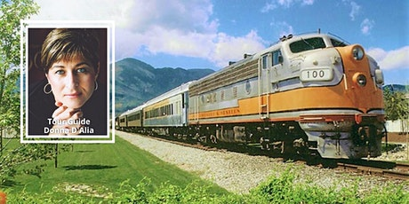 Take a Virtual Journey aboard the Historic Fillmore & Western Railroad tickets