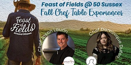 Feast of Fields - Fall Chefs Table Experience tickets