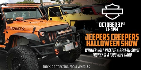 Jeepers Creepers Jeep Show tickets