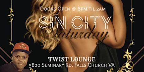 VA Parties @ TWIST LOUNGE tickets