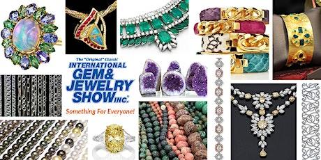 International Gem & Jewelry Show - Timonium, MD (October 2020) tickets
