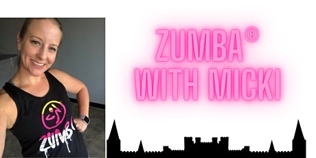 Zumba® with Micki at The Kentucky Castle tickets