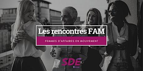 Rencontre FAM – NOVEMBRE 2020 billets