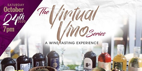 Virtual Vino- Wine Tasting Experience Hosted by Alex Bugnon tickets