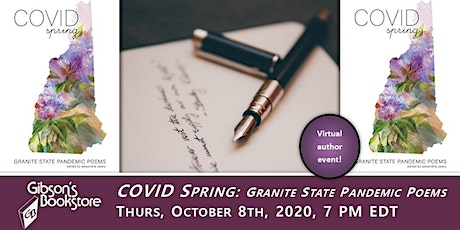 COVID Spring: Granite State Pandemic Poems tickets