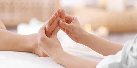 Meridian Reflexology - ONLINE 100HR Certification tickets
