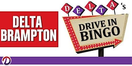 Delta's Drive In Bingo: Delta Brampton tickets