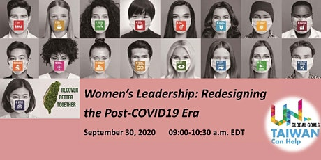 Women's leadership: Redesigning the Post COVID-19 Era tickets