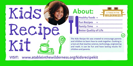 October Kids Recipe Kit tickets