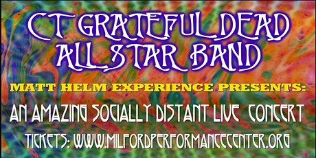CT Grateful Dead All Star Band ingressos