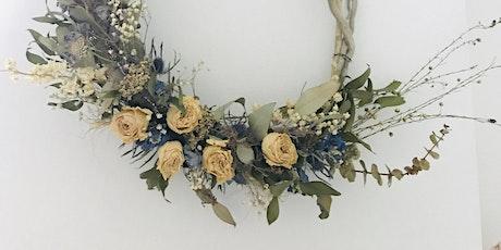 Floral Workshop : Fall Wreath tickets