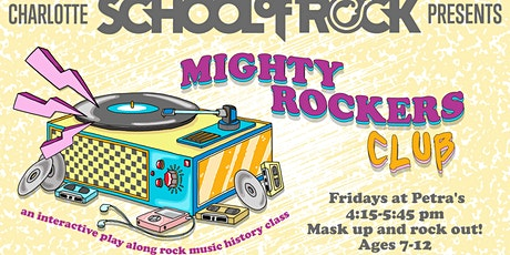 Mighty Rockers Free Open House tickets