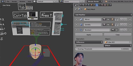 Introductory 3D Modeling