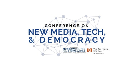 (Virtual) Murrow Conference on New Media, Tech, and Democracy tickets
