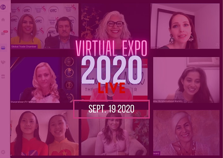 100 Successful Women in Business Conference & Expo LIVE September 19th. image