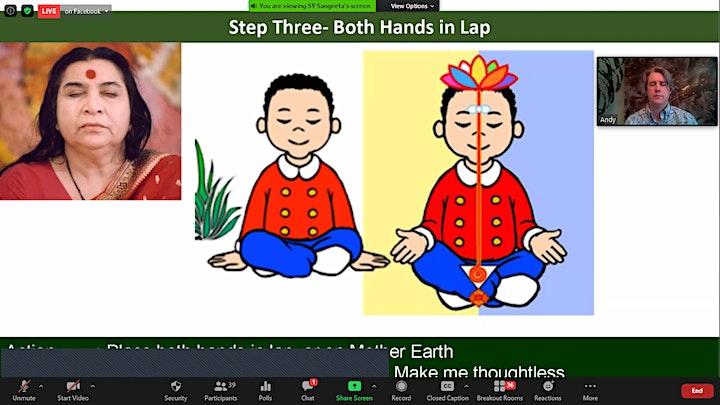 Spiritual Awakening With Sahaja Yoga Meditation image