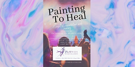 Painting to Heal tickets