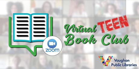 Virtual Teen Book Club tickets