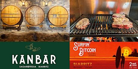 Diner Spécial Surfin' Bitcoin - Samedi 3 Octobre billets